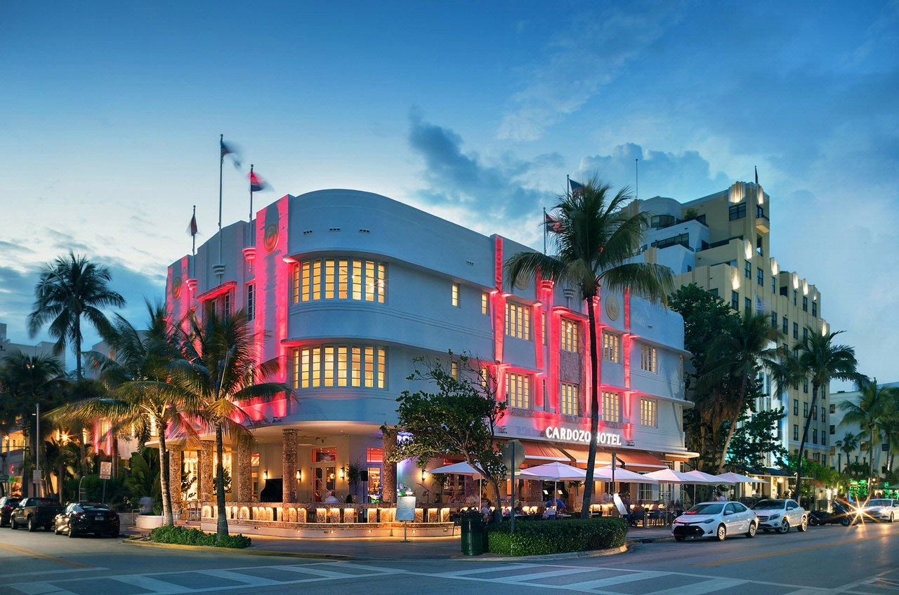 South Beach Hotels >> South Beach Miami Hotel Cardozo South Beach