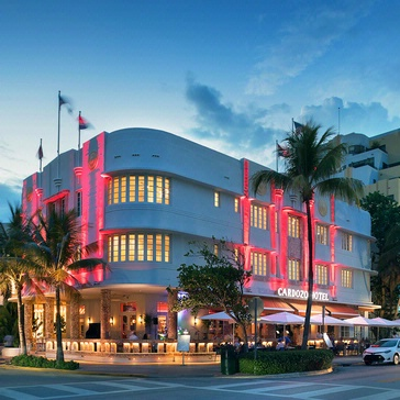 Hotels In Miami Beach >> South Beach Miami Hotel Cardozo South Beach
